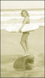 Jaqui says: - Life's a beach dude... and you want to surf the what? :-)